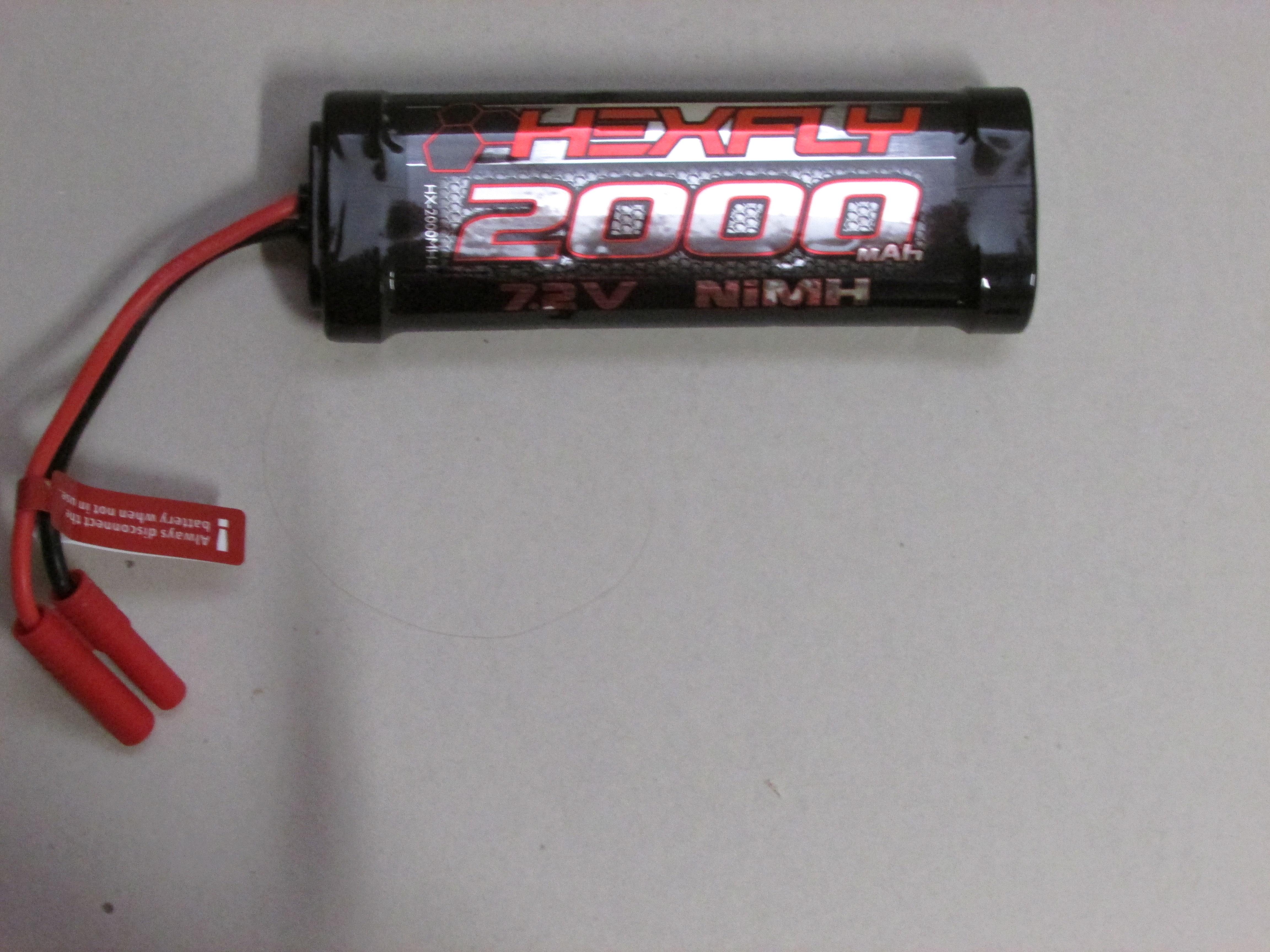 Redcat Racing Cyclone XB10 batteries