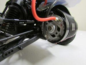 Redcat Racing Cyclone XB10 motor