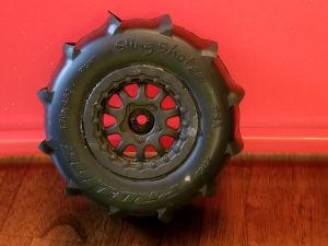 Proline Sling Shot Paddle Tire Review