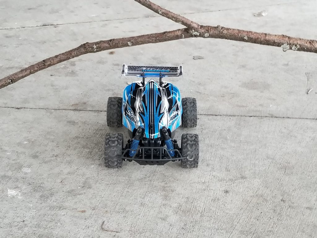 Sharper Image Street Thrasher Review Rc Insiders