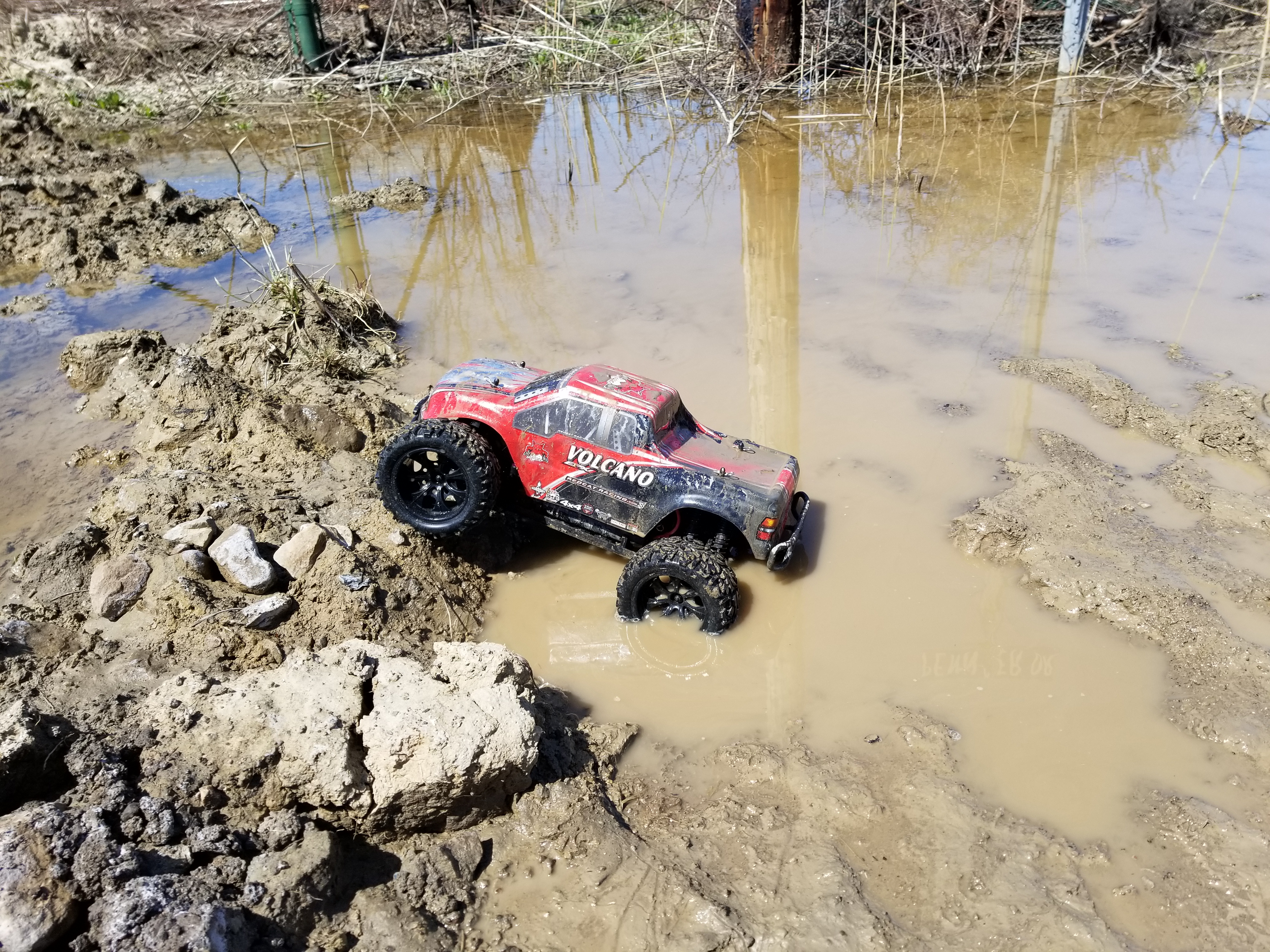 Redcat Racing EPX 4x4 Review