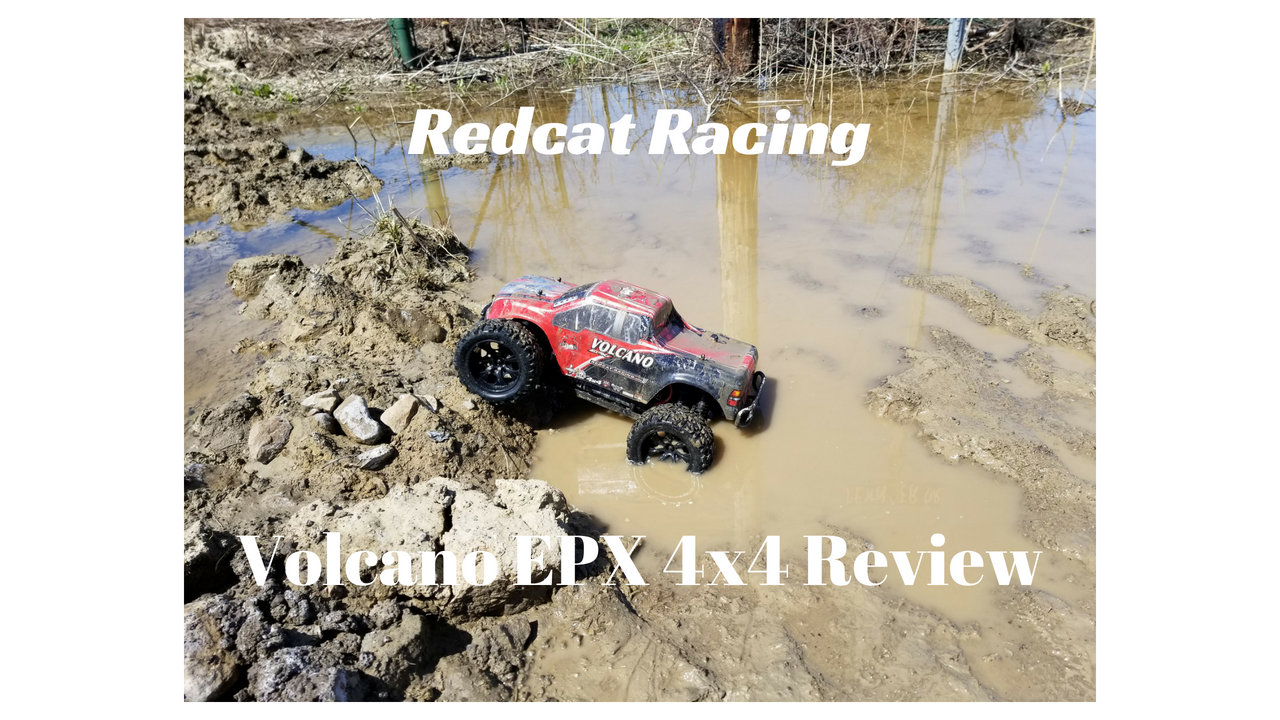 Redcat Racing Volcano EPX 4x4 Review