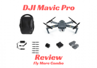 DJI Mavic Pro Review - Fly More Combo