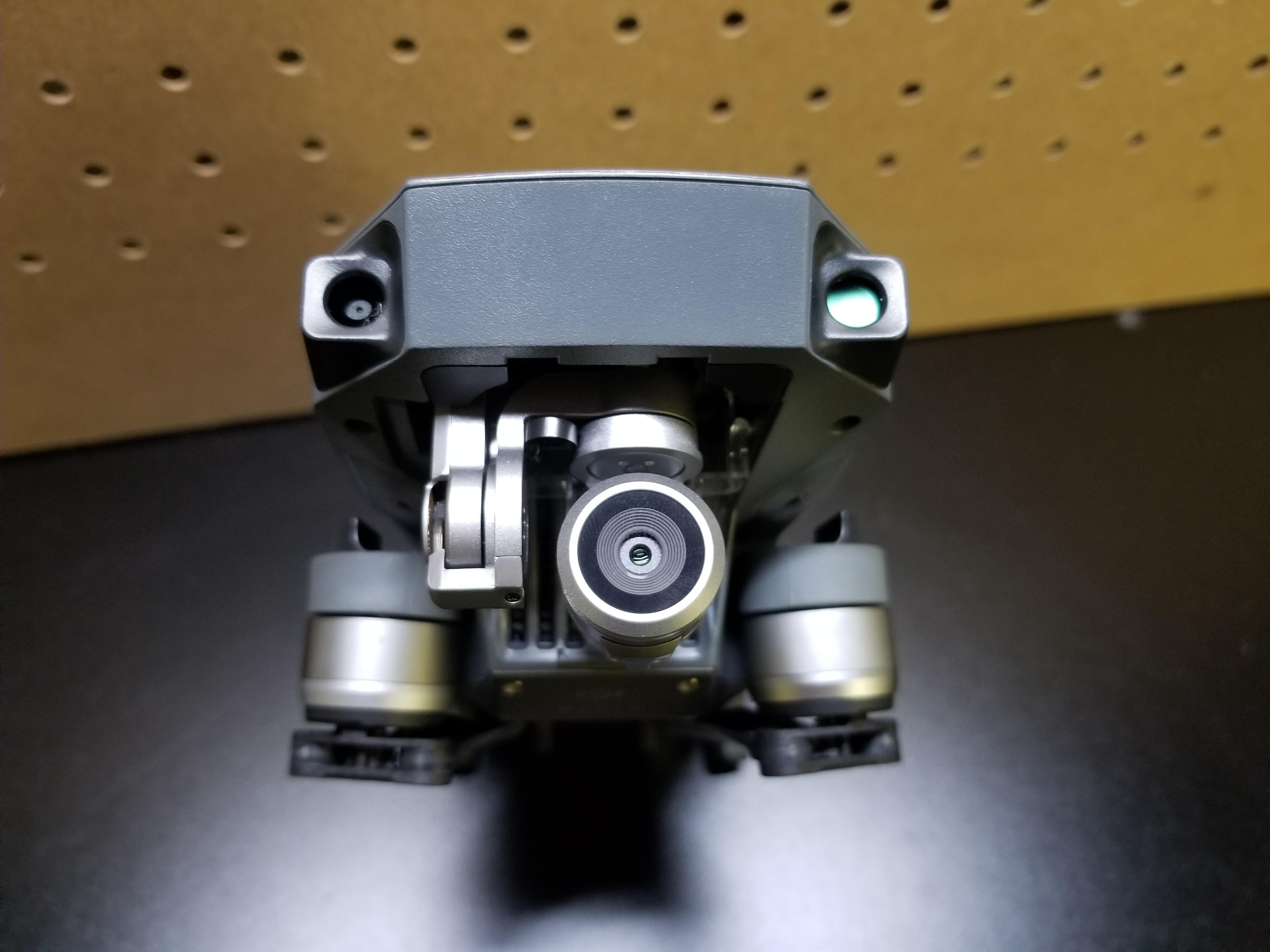 DJI Mavic Pro Camera