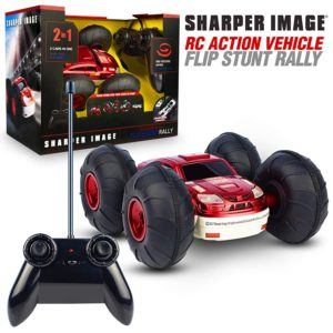 Sharper Image Remote Control Flip Stunt Rally Car Review Rc Insiders