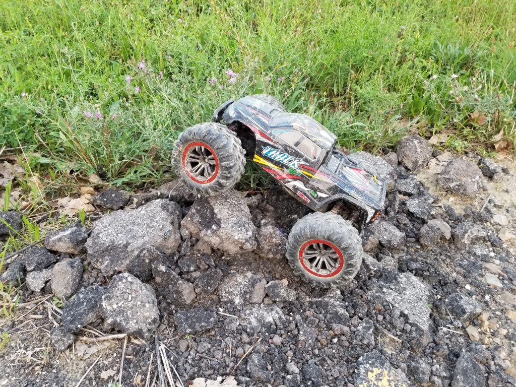 Hosim RC Monster Truck
