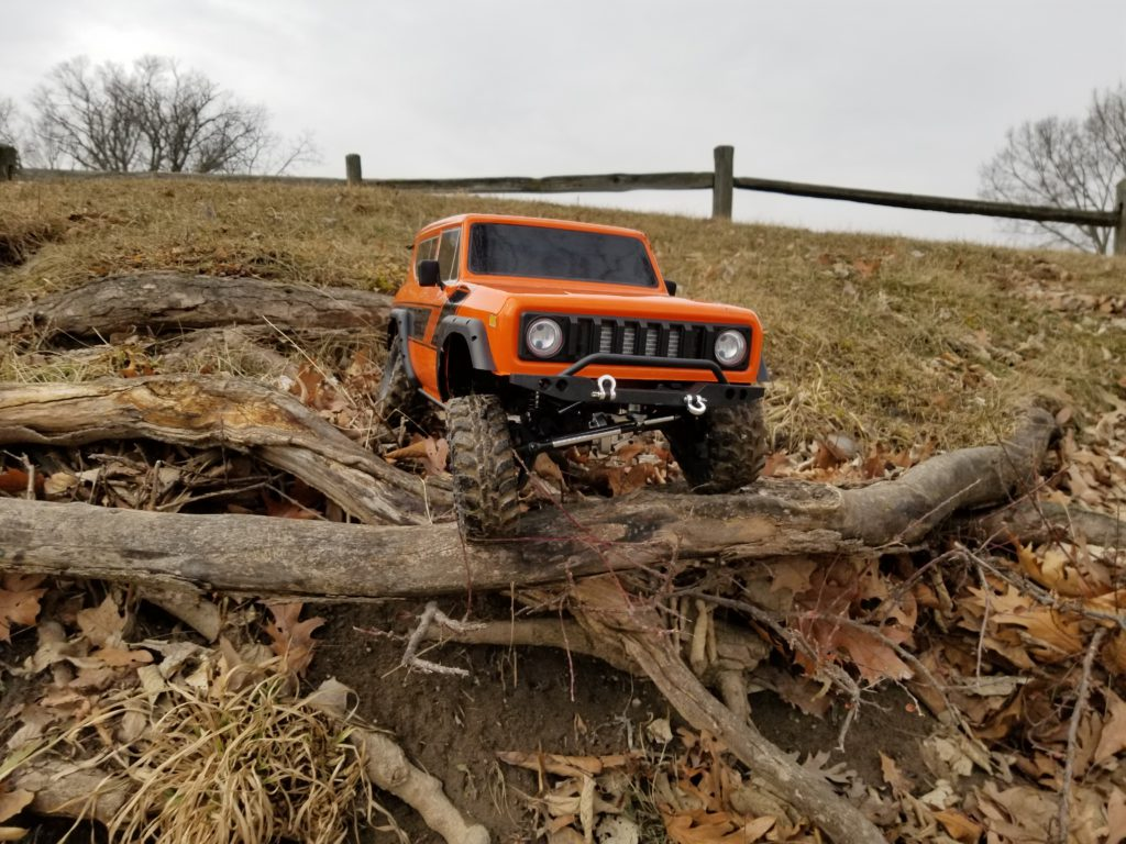 Redcat Racing Gen 8 Scout II 1/10 Scale 4x4 Crawler Review