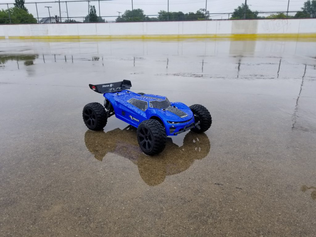 redcat racing Piranha xtr 10 truggy review
