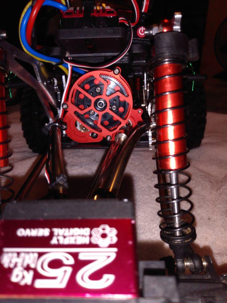 Redcat everest 10 modifications