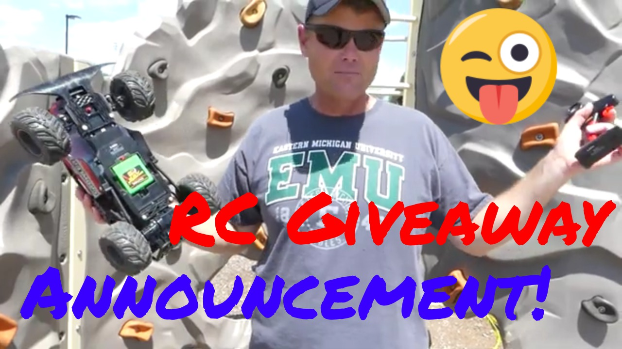 RC Car Giveaway